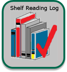 Shelf Reading Log